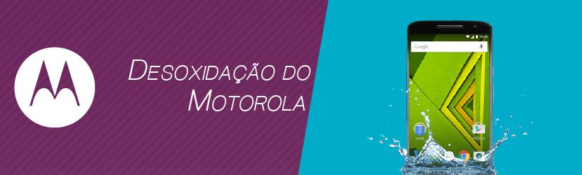 Desoxidação do Motorola