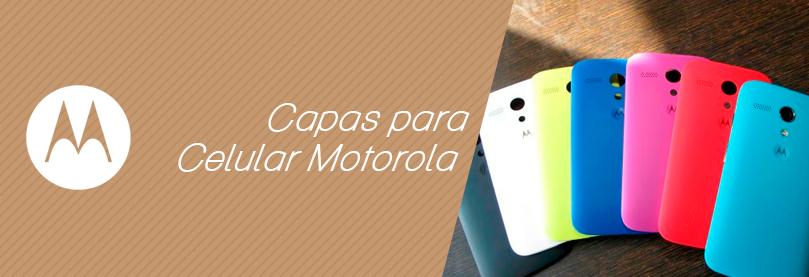 Capas Para Celular Motorola
