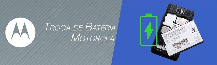Trocar Bateria Motorola