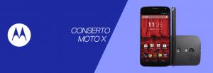 Conserto Moto X