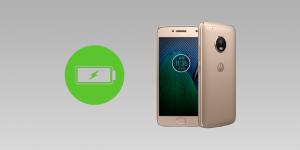 Modo de Economia de Energia no Moto G5S - Como Funciona?