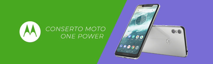 Conserto Motorola One Power