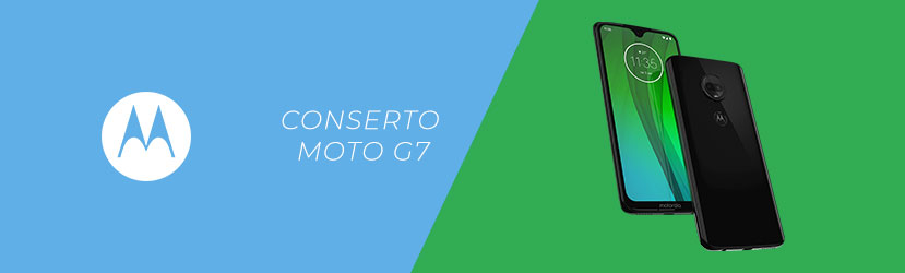 Conserto Moto G7