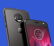 Troca Botões Power Motorola