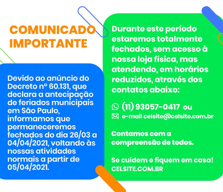 Comunicação Celsite